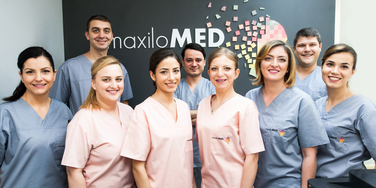 maxilomed team