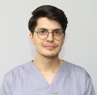 Dr. Abel Moca Specialist in pedodontics maxilomed